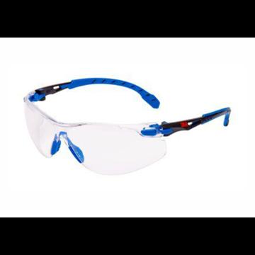 Gafas Solus 1000 negro/azul PC incolora