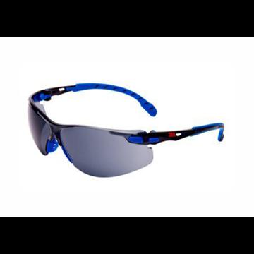 Gafas Solus 1000 negro/azul PC gris