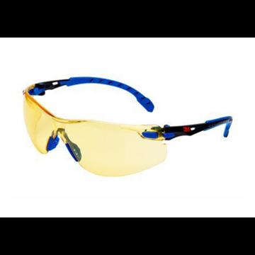 Gafas Solus 1000 negro/azul PC amarillo
