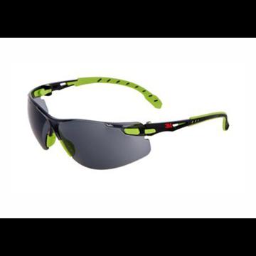 Gafas Solus 1000 negro/verde PC gris