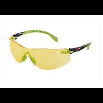 Gafas Solus 1000 negro/verde PC amarillo