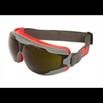 Goggle Gear 500 ventilación indirecta, PC gris