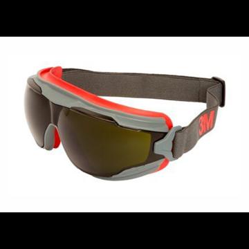 Goggle Gear 500 ventilación indirecta Ocular gris