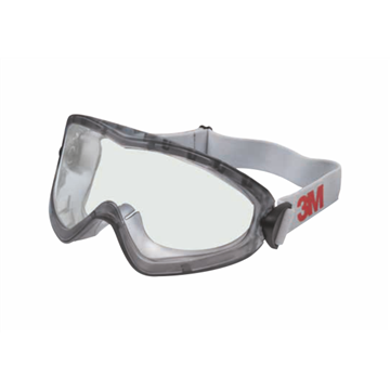 Gafas ventilación indirecta PC incolora
