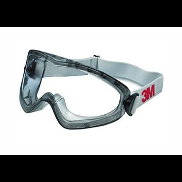 Gafas ventilación indirecta acetato incolora