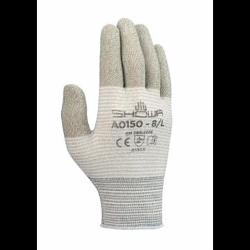 Forro antiestático de nailon / acrílico para guantes sin revestimiento