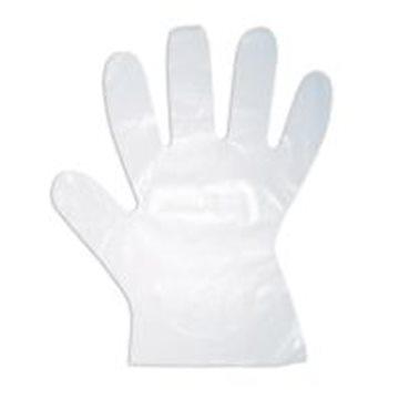 Guante de Polietileno HDPE, Max Gloves - 100 unid