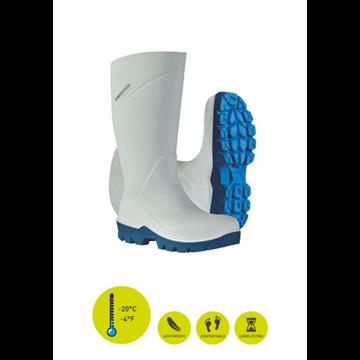 Bota de agua Blanca NORAMAX WHITE S4