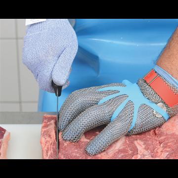 Tensor de poliuretano para guantes de acero Pte. 100 uds
