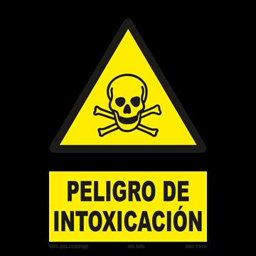 Señal: Peligro intoxicacion
