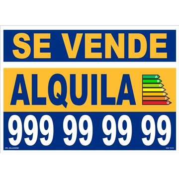 Banderola: Telefono de emergencia