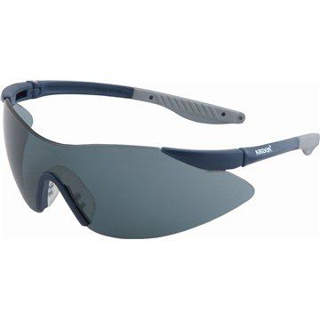 Gafa Ref.E4007 seguridad ocular GRIS patillas regulables en altura y longitud SMOKE