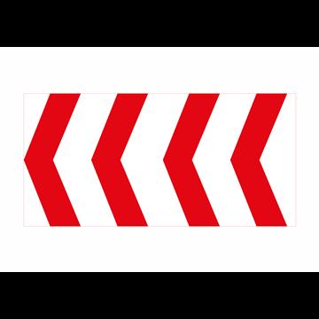 Panel direccional movil.