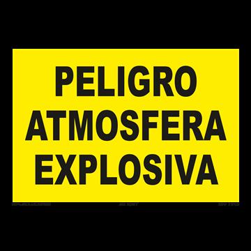 Señal: Peligro, atmosfera explosiva