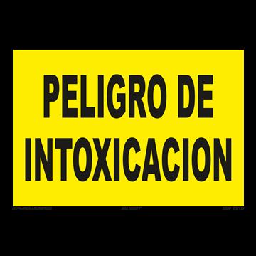 Señal: Peligro de intoxicacion