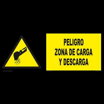 Señal: Atencion, prohibido fumar, encender fuego, acercar llamas o aparatos que produzcan chispas