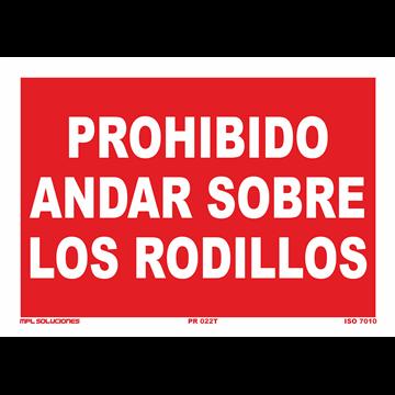 Señal: Prohibido permanecer debajo de la grua en funcionamiento