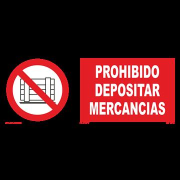 Señal: Prohibido comer y beber