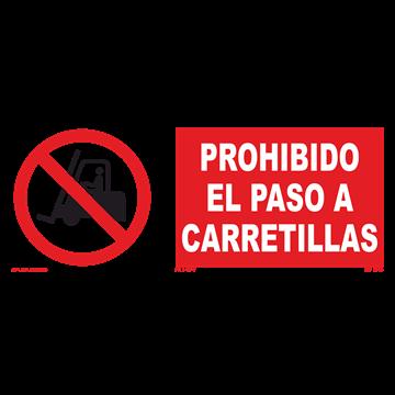 Señal: Prohibido el paso con marcapasos