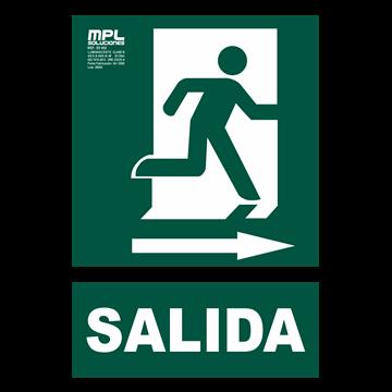 Señal: Prohibido el paso a toda persona ajena a la obra