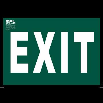 Señal: Exit