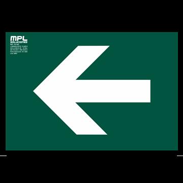 Señal: Direccion izquierda