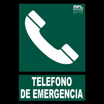 Señal: TELÉFONO