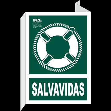Banderola: Salvavidas