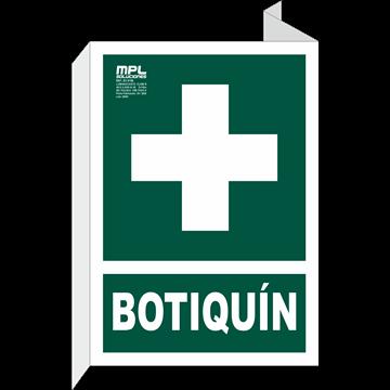 Banderola: Botiquin