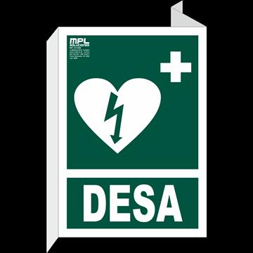 Banderola: DESA