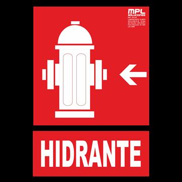 Señal: Hidratante izquierda